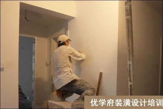 老旧墙面翻新细节问题