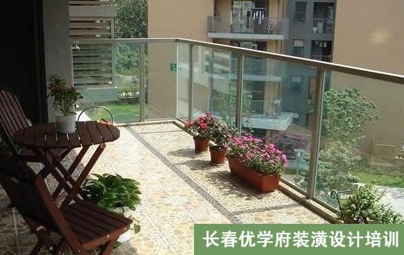 阳台装修防水和排水问题