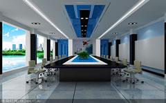会议室装饰设计图