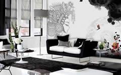 客厅创意装饰效果设计图